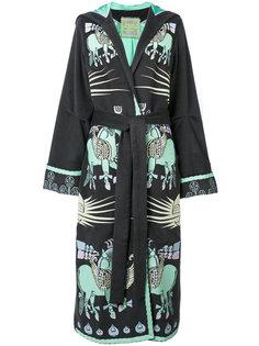 пальто с вышивкой Dayspring Horse Yuliya Magdych
