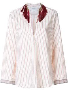 блузка в полоску  Forte Forte