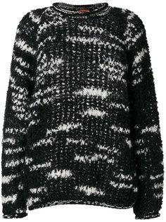 пуловер крупной вязки  Missoni