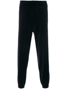спортивные брюки с контрастными полосками Laneus