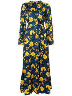 платье с цветочным принтом Altuzarra