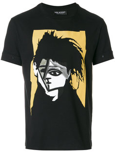 футболка с принтом Picasso Neil Barrett