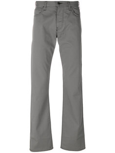 джинсы свободного кроя Armani Jeans