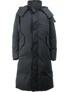 длинное пальто-пуховик Juun.J