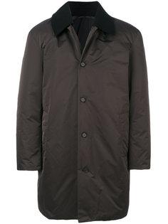 классическое пальто Jil Sander