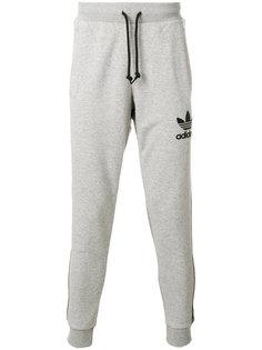 спортивные брюки с логотипом Adidas