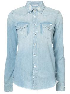 джинсовая рубашка Shady Xs Mother