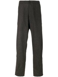 брюки с эластичным поясом Universal Works
