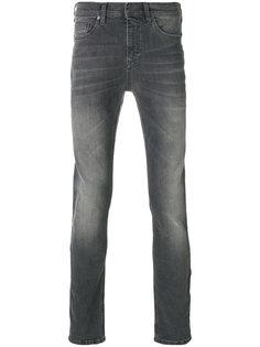 выцветшие джинсы Neil Barrett