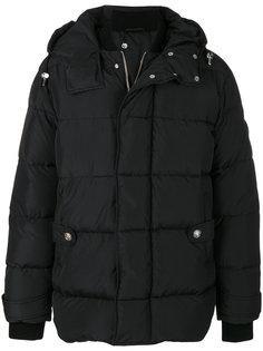 стеганое пальто Versus