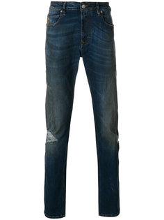джинсы с рваными деталями Vivienne Westwood Anglomania