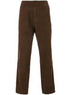 вельветовые брюки Universal Works