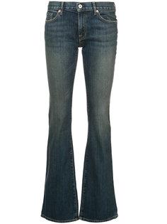 Alek Japanese stretch bootleg jeans Nili Lotan