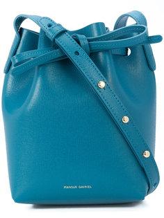 сумка-ведро с завязкой Mansur Gavriel
