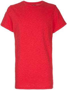футболка с короткими рукавами Amiri