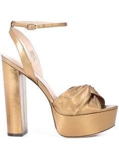 platform sandals Rachel Zoe