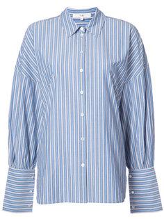полосатая рубашка Tibi