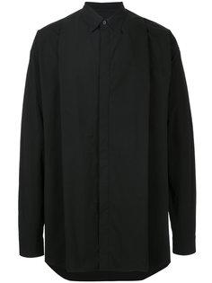рубашка с принтом на спине Julius