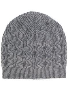 трикотажная шапка Weber + Weber