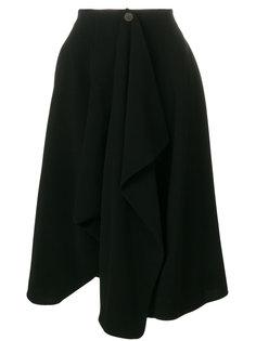 пышная юбка миди  Loewe