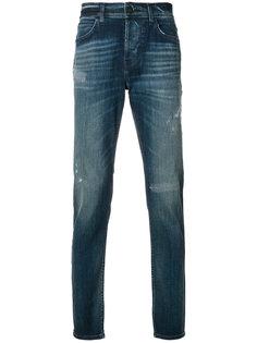 джинсы с декоративной строчкой Hudson