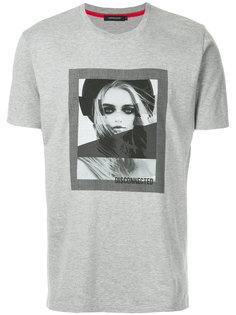 футболка с фото-принтом Loveless