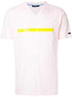 футболка с V-образным вырезом Guild Prime