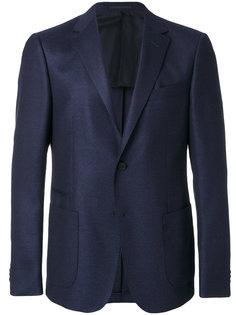 пиджак с накладным карманом Ermenegildo Zegna