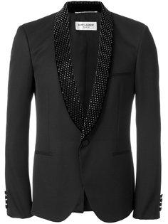 декорированный пиджак Saint Laurent
