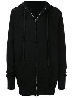 куртка с капюшоном на молнии Julius