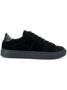 кроссовки на шнуровке Dondup