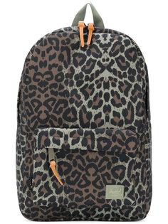 рюкзак с леопардовым принтом Herschel Supply Co.