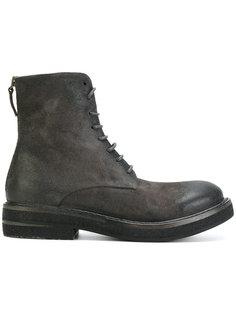 ботинки на шнуровке Marsèll