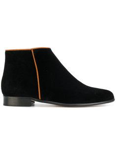 ботинки на молнии Anna Baiguera