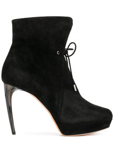 ботинки на шпильке Alexander McQueen