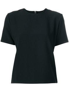 футболка на молнии сзади Neil Barrett
