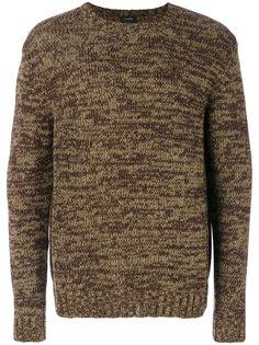 пуловер с круглым вырезом Jil Sander
