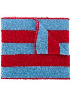 шарф со звездами MSGM