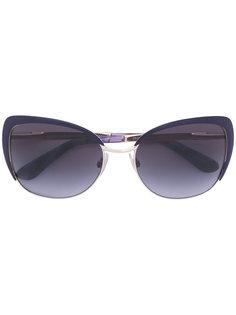 солнцезащитные очки в объемной оправе Dolce & Gabbana Eyewear