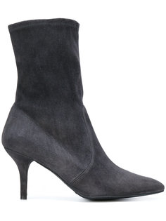 ботинки с заостренным носком Stuart Weitzman