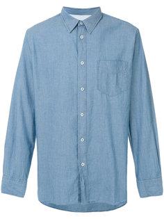 джинсовая рубашка  Universal Works
