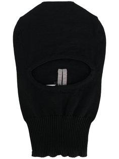 трикотажная лыжная маска Rick Owens