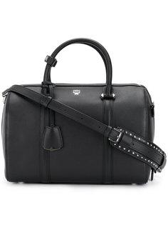 дорожная сумка-тоут среднего размера MCM