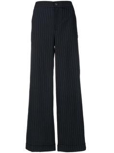 классические брюки в полоску JW Anderson