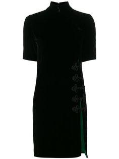 платье мини с разрезом Beau Souci