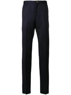деконструированные брюки строгого кроя Thom Browne