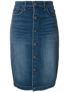 джинсовая юбка  Polo Ralph Lauren