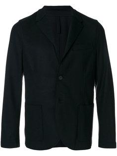 однобортный пиджак Harris Wharf London