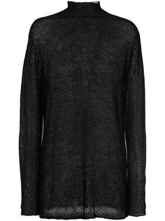 свитер плотной вязки Rick Owens