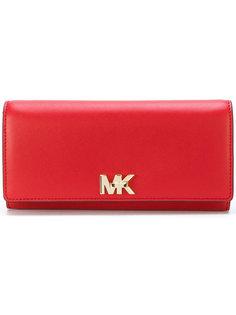 кошелек с монограммой Michael Michael Kors